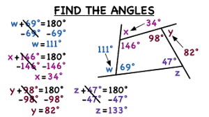 Formula For Interior Angles Of A Polygon How Do You Find The Measures Of Exterior Angles Of A Polygon If