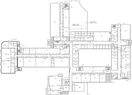 floor plan building mcmaster university an bourns science building abb first floor map