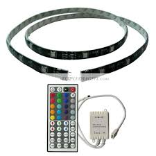 100cm 5050 5060 rgb led light 44key diy remote