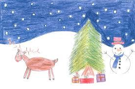 congratulations christmas card winner hethersett