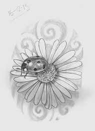 best 25 white daisy tattoo ideas on pinterest daisy tattoo