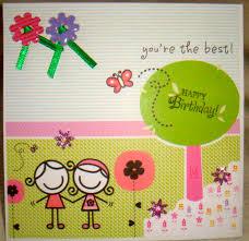 happy birthday card for best friend u2013 gangcraft net