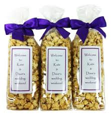 popcorn wedding favors gourmet popcorn gifts i special occassions i popcorn wedding