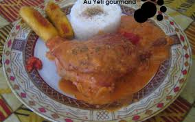 cuisine africaine poulet recette poulet fumé sauce arachide sa douceur africaine 750g
