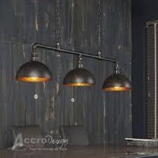 le suspension cuisine design cette suspension design adopte un style résolument industriel