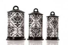 black and white kitchen canisters black kitchen canisters foter