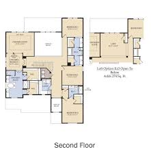 heatherton new home plan st cloud fl pulte homes new home