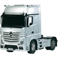 mercedes truck tamiya 300056335 mercedes benz actros 1851 gigaspace 1 14 electric