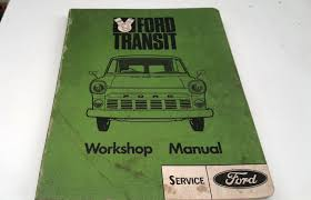1969 ford transit australian factory workshop manual u2022 aud 34 95
