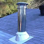 Outdoor Fireplace Caps by Chimney Types And Their Caps Woodlanddirect Com Chimney