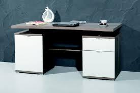 Weisser Hochglanz Schreibtisch Frey Wohnen Cham Räume Arbeitszimmer Schreibtische