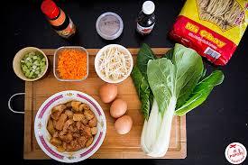 cuisine mauricienne chinoise recette mine frit cuisine de l ile maurice je papote