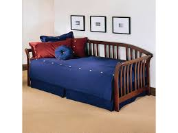 fashion bed group bedroom salem complete wood daybed with link