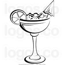 halloween martini clipart viewing gallery for martini glass clip art black and white