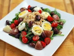 cuisine nicoise salad niçoise culinary mamas