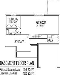 Bathroom Floor Plans Small Small Walkout Basement Plans Small Basement Apartment Floor Plans