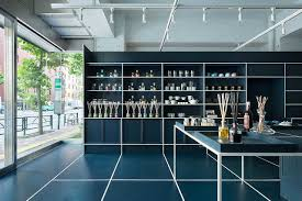 le mistral gift shop in tokyo by jp architects