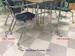 Patio Furniture Leg Caps by Furniture Footies Llc Chair Glide Precut Tennis Balls Chair