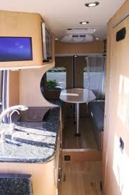 living in a camper class b rv different van types pros cons