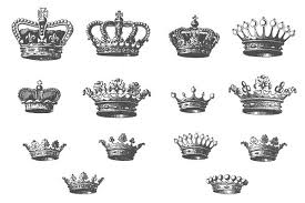 king and queen crowns tattoos tattoo collections