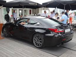lexus car black photos black lexus rc f with full carbon fiber package lexus