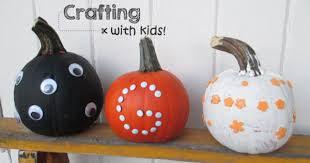 3 No Carve Pumpkin Decorating Ideas Rocket City Mom