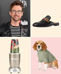 Gift Ideas For Him Instyle Com - fun and stylish holiday gift ideas from brad goreski instyle com