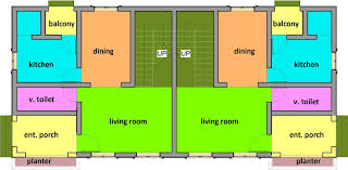 dizyneresource residential building designs 1 two bedroom semi