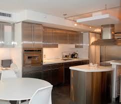 stunning grey stainless steel kitchen cabinets chrome kitchen full size of kitchen appealing grey stainless steel kitchen cabinets built in oven chrome kitchen
