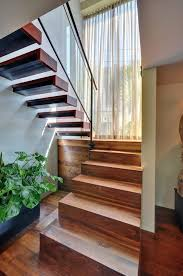 Open Staircase Ideas Open Staircase Ideas Contemporary With Glass Wall Cotton Doormats