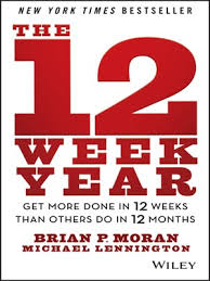 the 12 week year book the 12 week year book review 6 figure ideas