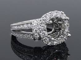 ring mountings engagement rings asi signature quality engagement ring mountings