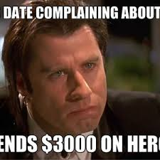 Vincent Meme - scumbag vincent vega by schokokolade123 meme center