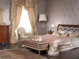 Asian Bedroom by Bedroom Victorian Master Bedroom With Luxury Furniture Plus