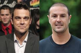 paddy mcguinness hair transplant has paddy mcguinness had hair transplantation robbie williams