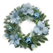 buy 24 inch decorated wreath from bed bath beyond