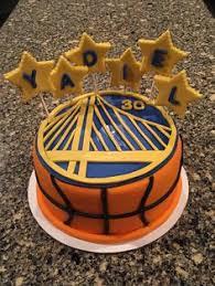golden state warriors basketball birthday my cakes pinterest