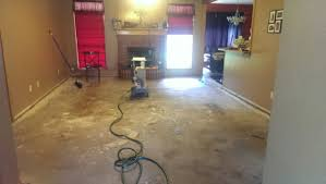 How To Remove Glued Wood Flooring From Concrete Cleaning And Staining Indoor Concrete Floors Direct Colors Inc