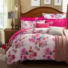 pink bedding for girls fabulous bedroom design with 5 pieces 3d queen and king size