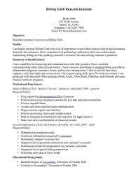 Insurance Agent Job Description For Resume Medical Billing Resume Sample Resume For Your Job Application