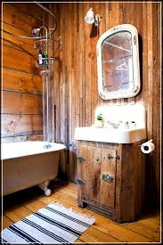 Rustic Bathroom Mirrors - tips to enhance rustic bathroom decor ideas home design ideas plans