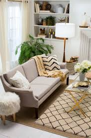 Design Ideas For Small Living Rooms 20 Trendy Living Rooms You Can Recreate At Home