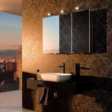 keuco royal universe illuminated mirror cabinet keuco bathroom