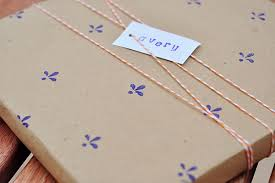 cheese wrapping paper the cheese thief how to make your own wrapping paper with craft paper