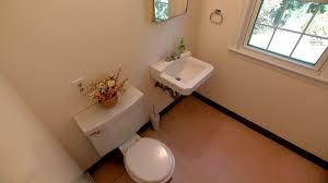 master bathroom expanding a tiny master bath video diy