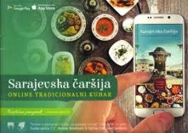 application cuisine traditional bosnian cuisine now on the application for smartphones