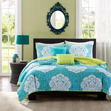Ocean Bedspread Home Essence Apartment Becca Bedding Coverlet Set Walmart Com
