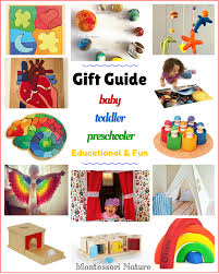 gift guide for baby toddler and preschooler 0 5 yo