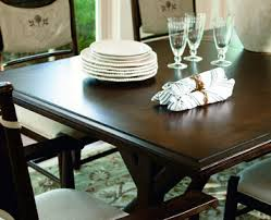 Paula Deen Down Home Nightstand Down Home Family Double Pedestal Dining Table In Molasses By Paula