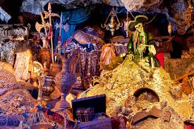 pirates of the caribbean at disneyland park beloved attraction